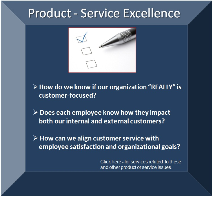 FAQ Product & Service Excellence
